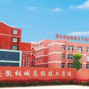 安徽桐城高级技工学校