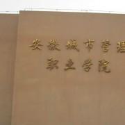 安徽城市管理职业学院五年制大专