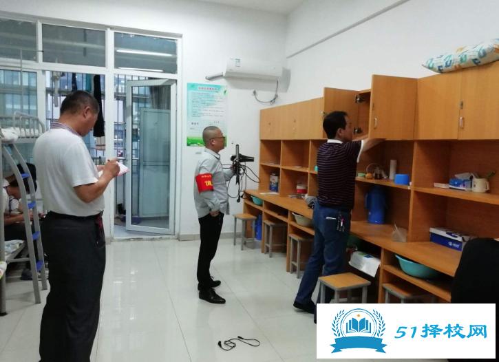 蚌埠工艺美术学校2020年宿舍条件