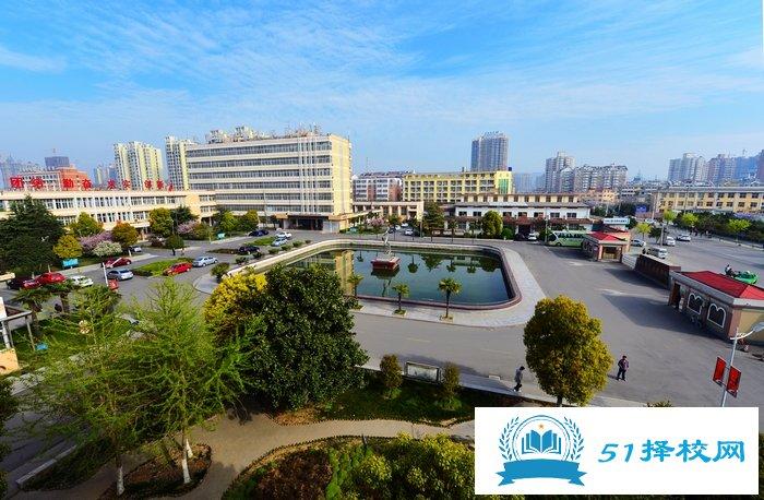 安徽淮北煤电技师学院